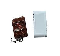 Радио Реле Беспроводное Радиореле 1 канал питание 220В 315МГц кодировка PT2262 Дистанционный выключатель, фото 1