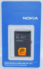 Аккумулятор Nokia BL-4CT для 6700 slide, 7210 Supernova, 7230 (860 mA/ч)ААА класс