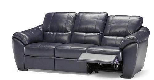 """Стильный кожаный диван """"Kelly"""" (Келли) (216см)"""
