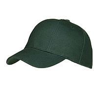 Кепка 'Комфорт-Фронт', цвет Темно-зеленый
