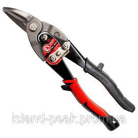 Ножницы по металлу 250мм правые Cr-Mo INTERTOOL NT-0501