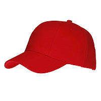 Кепка 'Комфорт-Фронт', цвет Красный