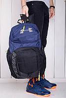 Рюкзак мужской портфель under armour вместительный
