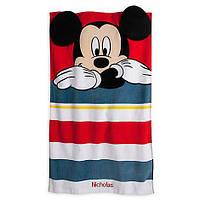 Детское полотенце Микки Маус Beach Towel for Baby DisneyStore