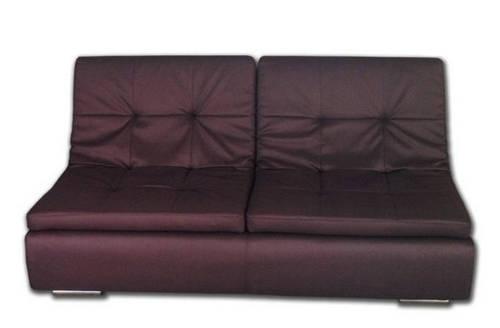"""Двухместный кожаный диван """"Сорренто"""" (200см)"""
