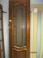 Двери межкомнатные деревянные Венеция сосна
