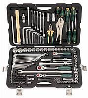 Набор инструментов 142 предмета 6-граней FORCE 41421R