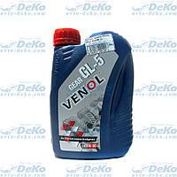 Трансмиссионное масло VENOL Gear 80W90 GL-5 1 л