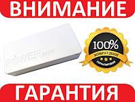 Power Bank брелок, внешний аккумулятор 18650 с USB БЕЛЫЙ, фото 1