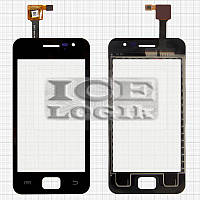 Сенсорный экран для мобильного телефона Jiayu G2, черный