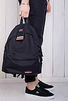 Рюкзак мужской портфель Eastpak черный культовая модель