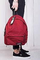 Рюкзак мужской портфель Eastpak красный