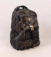 Рюкзак C12 Черный