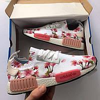 Яркие женские кроссовки адидас нмд, Adidas NMD