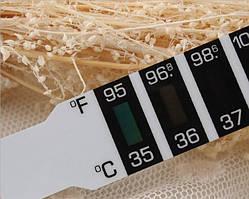 Лобный Термометр без ртути и батареек