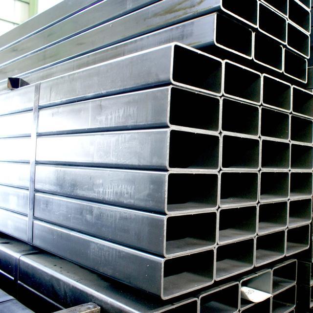 Профильные трубы прямоугольные стальные
