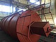 Фильтр для силоса цемента с ручным приводом KARMEL, фото 4