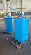 Фильтр для силоса цемента с ручным приводом KARMEL