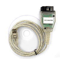 Сканер VAG COM pro CAN BUS + UDS + k-line SW версия 5.5.1