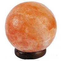 Светильник из гималайской соли шар 3 кг