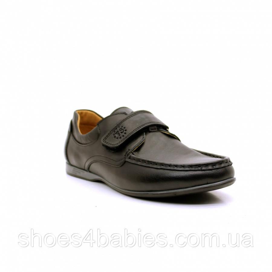 Туфли школьные кожаные FS collection р. 32-39