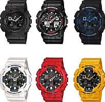 Casio G-Shock - Касио ШОК - ga-100 12 цветов Оптом - Дропшиппинг