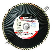 Диск алмазный Granite Turbo Wave 125 х 22.2
