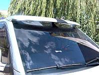 Козырек лобового стекла на Фольцваген Т5 Транспортер 2003+ (под покраску)