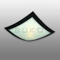 Потолочный светильник BUKO 55 КВАДРАТ 390*390 2*E27
