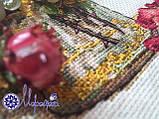Набор для вышивки крестиком К-39 Розы, фото 4