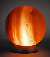 Светильник из гималайской соли шар 1 кг