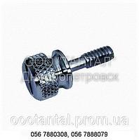 Гвинт полон з циліндричною накатаною головкою ГОСТ 10344-80