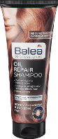 BALEA Professional Oil Repair Shampoo - Шампунь восстанавливающий с маслом Арганы 250 мл