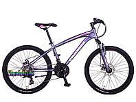 Велосипед подростковый для девочек Crosser Summer 24