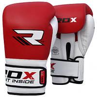 Боксерские перчатки RDX Pro Gel Red