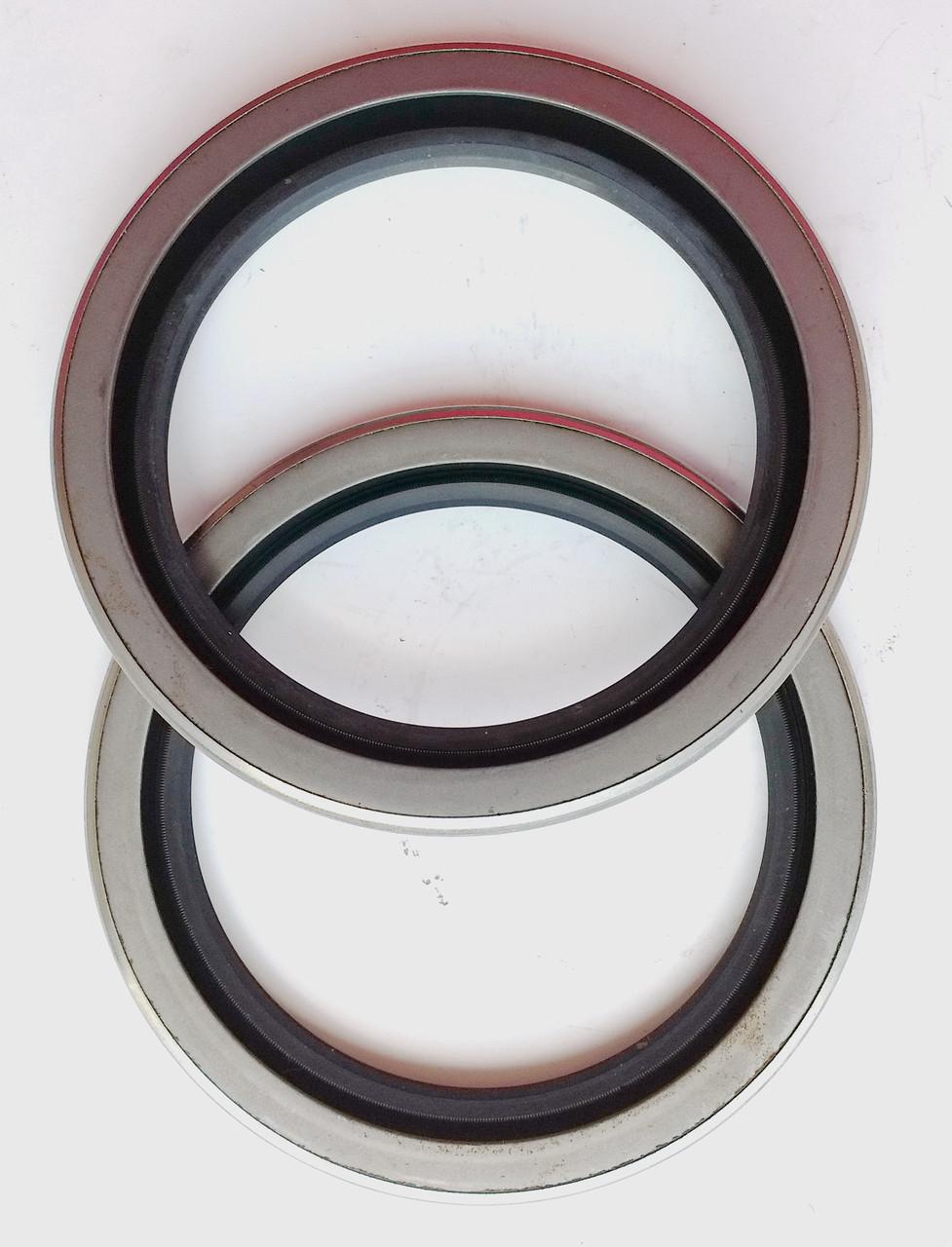Сальник ступицы заднего колеса комплект 2 шт. /внутренний - наружный/ Createk