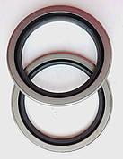 Сальник маточини заднього колеса комплект 2 шт. /внутрішній - зовнішній/ Createk