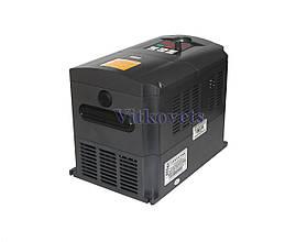 Инвертор ЧПУ  (VFD) 0.75KW 3.4A 220-250V, фото 2