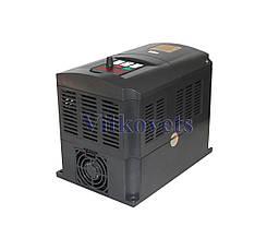 Инвертор ЧПУ  (VFD) 0.75KW 3.4A 220-250V, фото 3