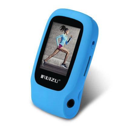MP3 Плеер RuiZu X09 4Gb Original Синий, фото 2