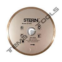 Диск алмазный для плитки STERN 115x7x22.23 отрезной для болгарки (для мокрого реза)