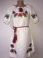Этническое нарядное женское платье / Етнічне святкове жіноче плаття
