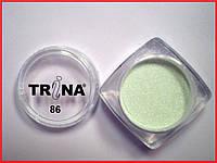 086 TRINA цветная акриловая пудра 3.5 г