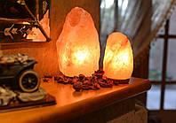 Соляной светильник Скала 5-7 кг Гималайская соль