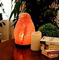 Солевой светильник Скала 11-14 кг из Гималайской соли