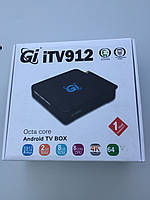 GI iTV912 Мультимедийная IPTV/OTT приставка