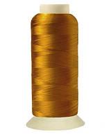 """Нитки вышивальные шелковые  """"777"""" - цвет золотистый"""