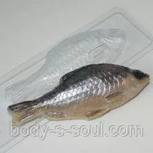 Пластиковая форма для мыла вобла