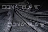 Ткань костюмная серая