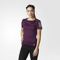 Женская футболка для бега Adidas Response BQ7964 - 2017/2